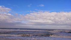 the-glitter-side.blogspot.com #blue #sky #beach #sea #azul #praia #mar #Furadouro #Ovar #Portugal