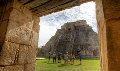Private Uxmal tour Yucatan
