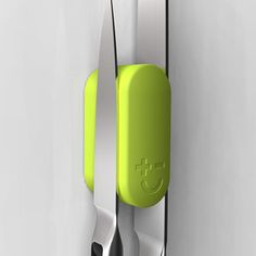 MagMates Knife Pod Green now featured on Fab.