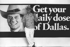 JR Ewing I Fall In Love, Falling In Love, Dallas Tv Show, Larry Hagman, Knots Landing, Number One Hits, Texas, Fact Families, Prime Time
