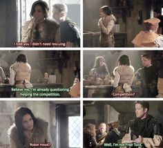 ROBIN HOOD LADIES AND GENTLEMEN