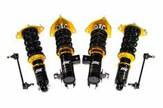 ISC Suspension N1 Coilovers; Street Comfort Series NISSAN SENTRA