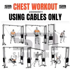by choudhary fitness club Fitness Workouts, Gym Workout Videos, Weight Training Workouts, Gym Training, Easy Workouts, Cardio Gym, Full Chest Workout, Chest Workout Routine, Chest Workouts