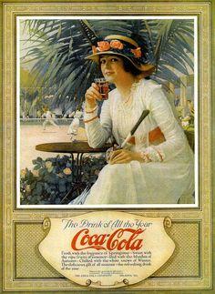 Coca-Cola -1917