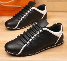separation shoes dd565 fd0e9 Wholesale price  US  11.43 Cheapest New Style England Skate Casual Trend  Men Sports Shoes Black