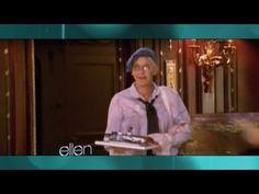 "hahahaha! nice! Ellen DeGeneres' ""Titanic"" Cameo"