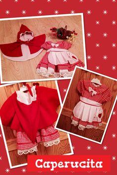 Disfraz Caperucita Roja, un clásico que nunca deja indiferente