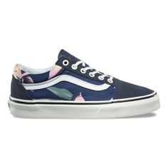 http://SneakersCartel.com Vans Vintage Floral UA Old Skool #sneakers #shoes #kicks #jordan #lebron #nba #nike #adidas #reebok #airjordan #sneakerhead #fashion #sneakerscartel