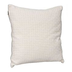 Cuddle up on the couch with our Cream Waffle Weave Pillow. You'll love the look and feel of the cozy waffle weave pattern of this soft throw pillow. Kirkland Store, Temporary Store, Living Room Redo, Waffle, Decorative Pillows, Weave, Throw Pillows, Cream, Shopping