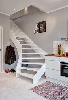schody w aranżacji wnętrz