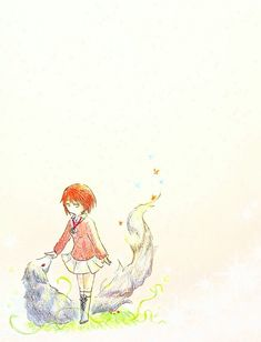 Chise and Ruth The Ancient Magus Bride