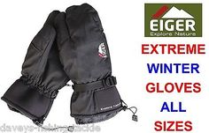 #Eiger extreme winter #gloves skiing snowboarding hiking fishing #sailing hunting, View more on the LINK: http://www.zeppy.io/product/gb/2/401086793521/