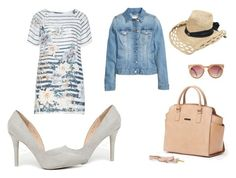 """""""Summer set"""" by polandieu ❤ liked on Polyvore featuring Open End and H&M"""