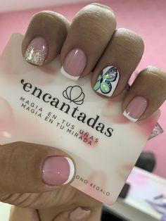 Precious Nails, Semi Permanente, Nail Salon Design, Asdf, Pints, Nail Decorations, Perfect Nails, Natural Nails, My Nails