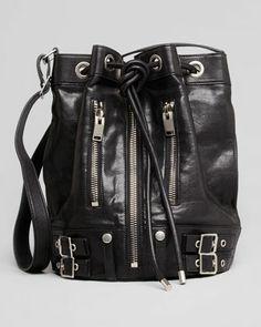 yves saint laurent handbags outlet - Small Suede Fringe Bucket Shoulder Bag, Tan by Saint Laurent at ...