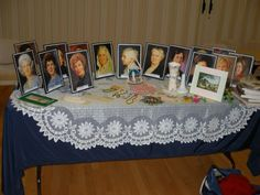 Relief Society Sisters Birthday Ideas | Shirl and Dew's Blog: Relief Society Birthday Social