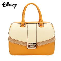 2014 New Arrival Disney Bag Women Contrast Colour Handbag Cross-body Bag - Blue Products- - TopBuy.com.au
