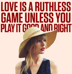 Taylor Swift Red Album Quotes State of Grace