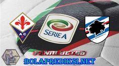 Prediksi Fiorentina vs Sampdoria 7 November 2016