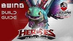 Heroes of the Storm (Gameplay) - Brightwing Build Guide (HotS Brightwing...