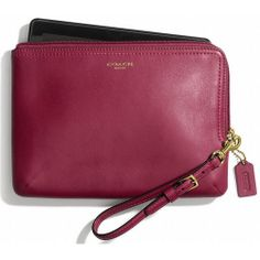The Best Gifts Under $100 for Everyone in Your Life: Legacy L-Zip E-Reader Sleeve, $98, available at Coach