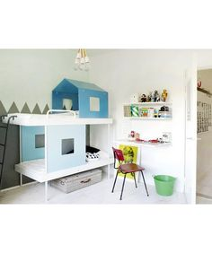 10 Nursery Ideas for Small Spaces A tiny room won't feel cramped with the right designs