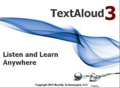 TextAloud: Crea tus voces