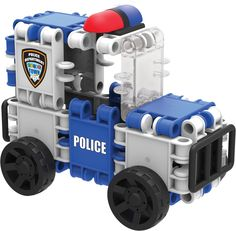 Small Police Car Hero Squad, Imaginative Play, Creative Thinking, Police Cars, Fine Motor Skills, Kids, 5 Years, Belgium, Tutorials