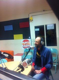 Simone Giusti ON AIR su Geronimo Space (Punto Radio FM)