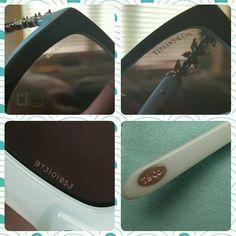 Tiffany & Co. Accessories - 100% Auth. Tiffany & Co. Victoria Square Sunnies