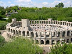 Roman amphitheatre of Arles, France