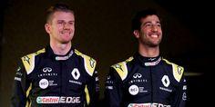 RENAULT RS19 - 2019 Daniel Ricciardo y Nico Hülkenberg Daniel Ricciardo, Formula 1, Sports, Free, Hs Sports, Excercise, Sport, Exercise