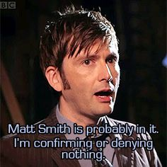 David Tennant on hats in the 50th anniversary episode