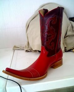 MEXICAN POINTY BOOTS $70