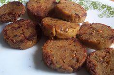 seitan breakfast sausage