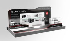 SONY - Camera displays (COLLECTION) on Behance