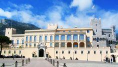 Monaco • Le palais Princier • avril 2013