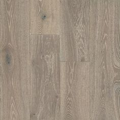 Bruce Take Home Sample - White Oak Greige Engineered Hardwood Flooring - 5 in. x 7 - The Home Depot Types Of Wood Flooring, Installing Hardwood Floors, Real Wood Floors, Wide Plank Flooring, Engineered Wood Floors, Engineered Hardwood Flooring, Bruce Hardwood Floors, Flooring Options, Flooring Ideas