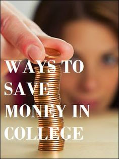 Living like Leila: How to Save Money in College College Years, College Girls, College Life, Uni Life, College Hacks, College Costs, College Survival, Student Life, Ways To Save