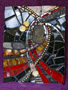 "Mosaic - ""Blood Stone"" - Alicia Becknauld"