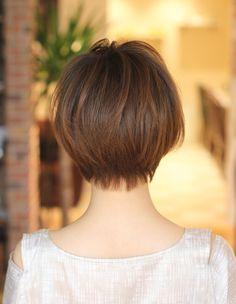 ミセス・大人女子の上品ショート(KE-501)   ヘアカタログ・髪型・ヘアスタイル AFLOAT(アフロート)表参道・銀座・名古屋の美容室・美容院