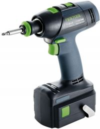 FESTOOL Cordless Drills T 18 3 Li 5,2 Plus