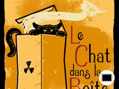 Le Chat dans la Boite Poster for $12 on Woot.com  I'm so excited!