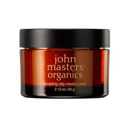 The John Masters Sculpting Clay restores moisture and detoxifies the hair while providing a touchable, workable hold. Organic Hair Care, Natural Hair Care, Organic Beauty, Natural Hair Styles, Hair Paste, Masters, Organic Essential Oils, Diy Skin Care, Protective Hairstyles
