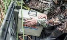 Dry Box Coolers: Lightweight, airtight insulated cooler boxes. Keeps your gear dry, drinks cold.