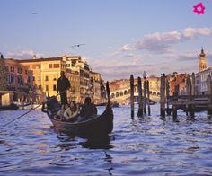#casamento #luademel #Veneza