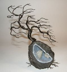 wire tree wind swept - Google Search
