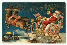 Sisters Warehouse: Santa Claus