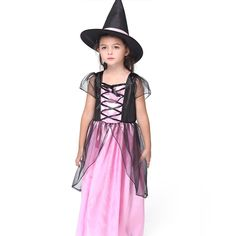 Pink Hat Kids Fancy Dress Up Clothes Costume Cosplay Halloween Birthday Party  Color : Pink  Size : XL125135CM  ** Click on the image for additional information. (This is an affiliate link). Colorful Birthday Party, Colorful Party, Dress Up Outfits, Dresses, Fancy Dress For Kids, Pink Hat, Halloween Birthday, Halloween Costumes, Children Costumes