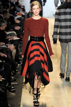 michael kors fall winter 2012
